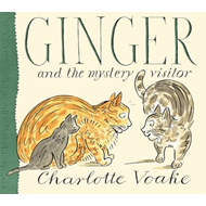Ginger and the Mystery Visitor (BOK)