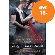 Produktbilde for Mortal Instruments 5: City of Lost Souls (BOK)