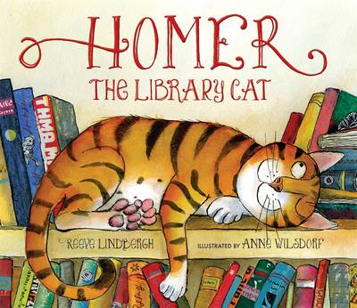 Homer, the Library Cat (BOK)