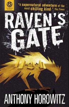 Power of Five: Raven's Gate (BOK)
