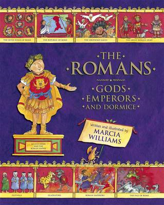 Romans: Gods, Emperors and Dormice (BOK)