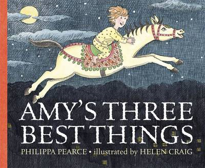 Amy's Three Best Things (BOK)