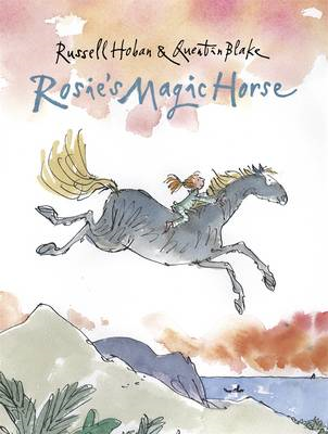Rosie's Magic Horse (BOK)