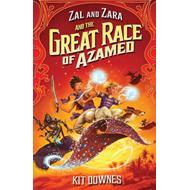 Zal and Zara and the Great Race of Azamed (BOK)
