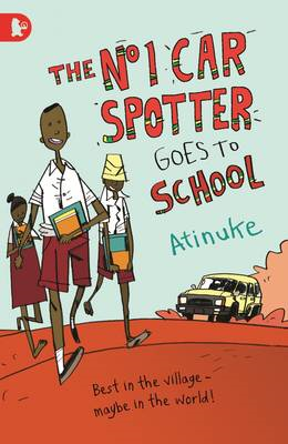 No. 1 Car Spotter Goes to School (BOK)