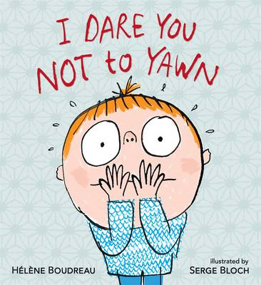 I Dare You Not to Yawn (BOK)