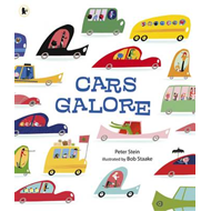 Cars Galore (BOK)