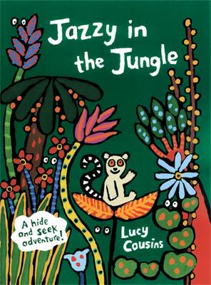 Jazzy in the Jungle (BOK)