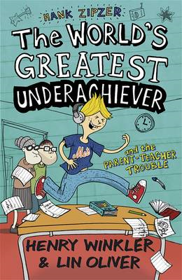 Hank Zipzer 7: The World's Greatest Underachiever and the Pa (BOK)