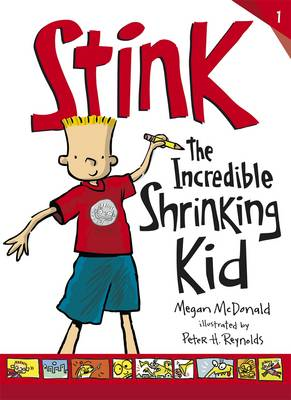 Stink: The Incredible Shrinking Kid (BOK)