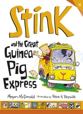 Stink and the Great Guinea Pig Express (BOK)