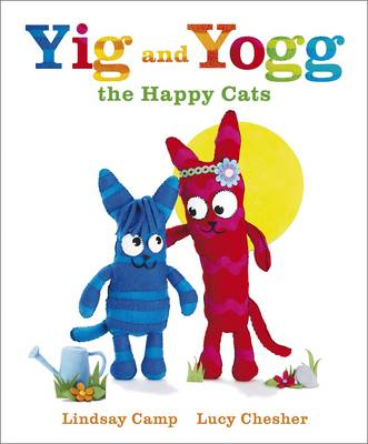 Yig and Yogg the Happy Cats (BOK)