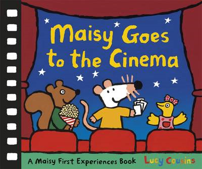Maisy Goes to the Cinema (BOK)