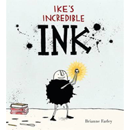 Ike's Incredible Ink (BOK)