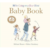 We're Going on a Bear Hunt: Baby Book: My First Year (BOK)