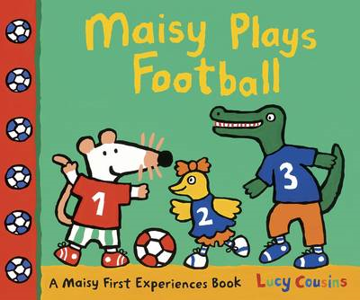 Maisy Plays Football (BOK)