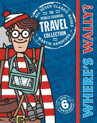 Where's Wally? The Totally Essential Travel Collection (BOK)