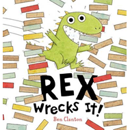 Rex Wrecks it! (BOK)