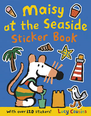 Maisy at the Seaside Sticker Book (BOK)