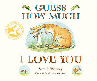 Guess How Much I Love You (BOK)