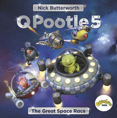 Q Pootle 5: The Great Space Race (BOK)