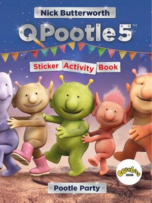 Q Pootle 5: Pootle Party Sticker Activity Book (BOK)
