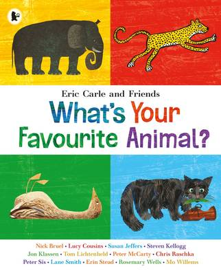 What's Your Favourite Animal? (BOK)