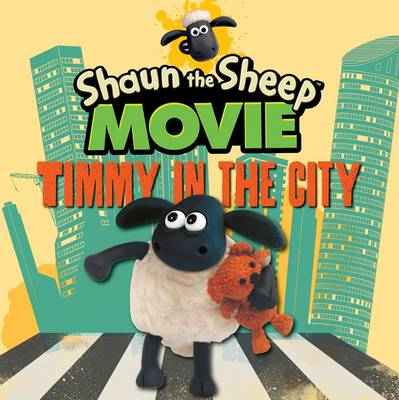 Shaun the Sheep Movie - Timmy in the City (BOK)