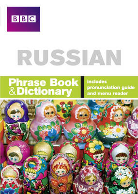 BBC Russian Phrasebook and Dictionary (BOK)