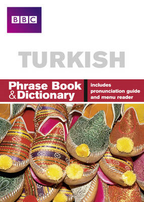BBC Turkish Phrasebook and Dictionary (BOK)