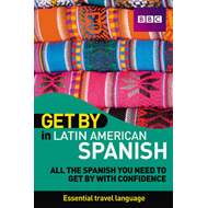 Get by in Latin American Spanish Book (BOK)