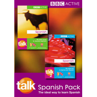 Talk Spanish (1and 2) Box Set (BOK)