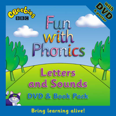 Learn at Home:Fun with Phonics: Letters and Sounds Pack (BOK)