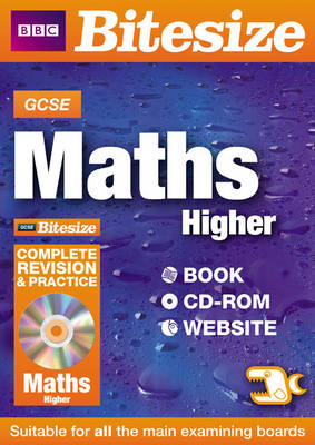 GCSE Bitesize Maths Higher Complete Revision and Practice (BOK)