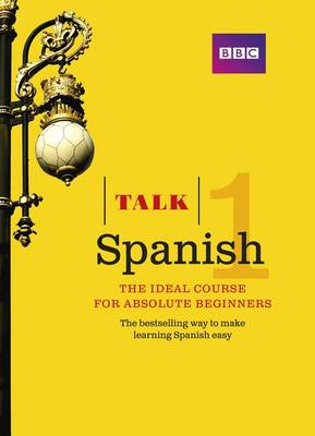 Talk Spanish 1 (Book/CD Pack) (BOK)