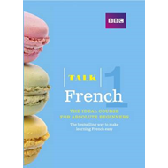 Talk French 1 (Book/CD Pack) (BOK)
