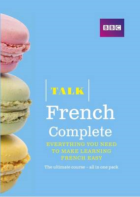 Talk French Complete (Book/CD Pack) (BOK)