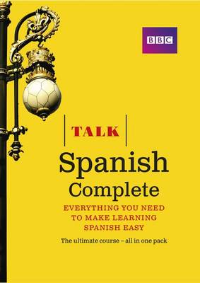 Talk Spanish Complete (Book/CD Pack) (BOK)