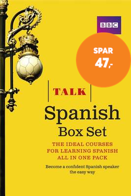 Talk Spanish Box Set (Book/CD Pack) - The ideal course for learning Spanish - all in one pack (BOK)