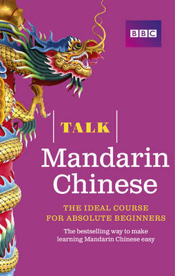 Talk Mandarin Chinese Book 2nd Edition (BOK)