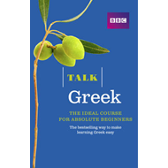 Talk Greek Book 3rd Edition (BOK)