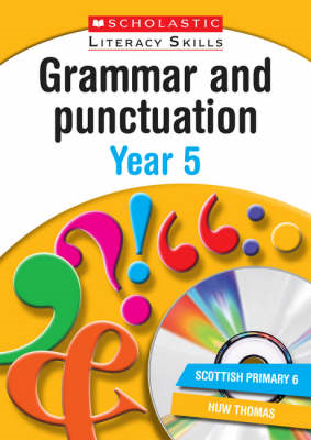 Grammar and Punctuation Year 5 (BOK)