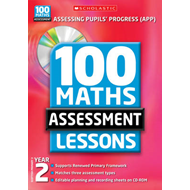 100 Maths Assessment Lessons: Year 2 (BOK)