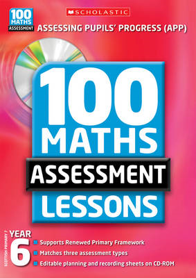 100 Maths Assessment Lessons: Year 6 (BOK)