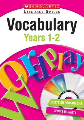 Vocabulary: Years 1-2 (BOK)