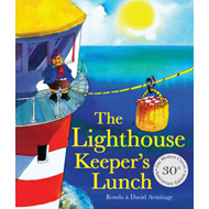 The Lighthouse Keeper's Lunch (BOK)