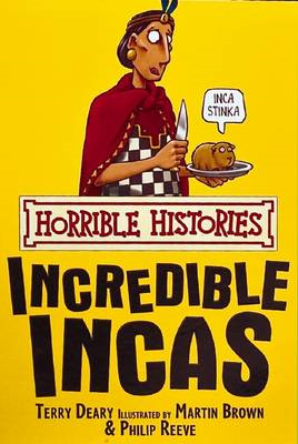 Incredible Incas (BOK)