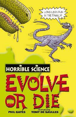 Evolve or Die (BOK)