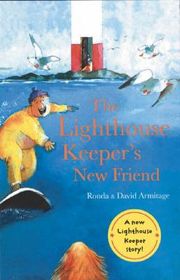 The Lighthouse Keeper's New Friend (BOK)