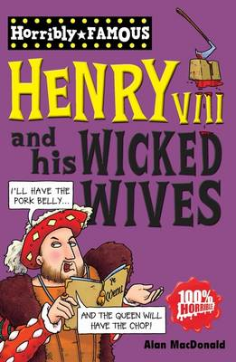 Henry VIII and His Wicked Wives (BOK)
